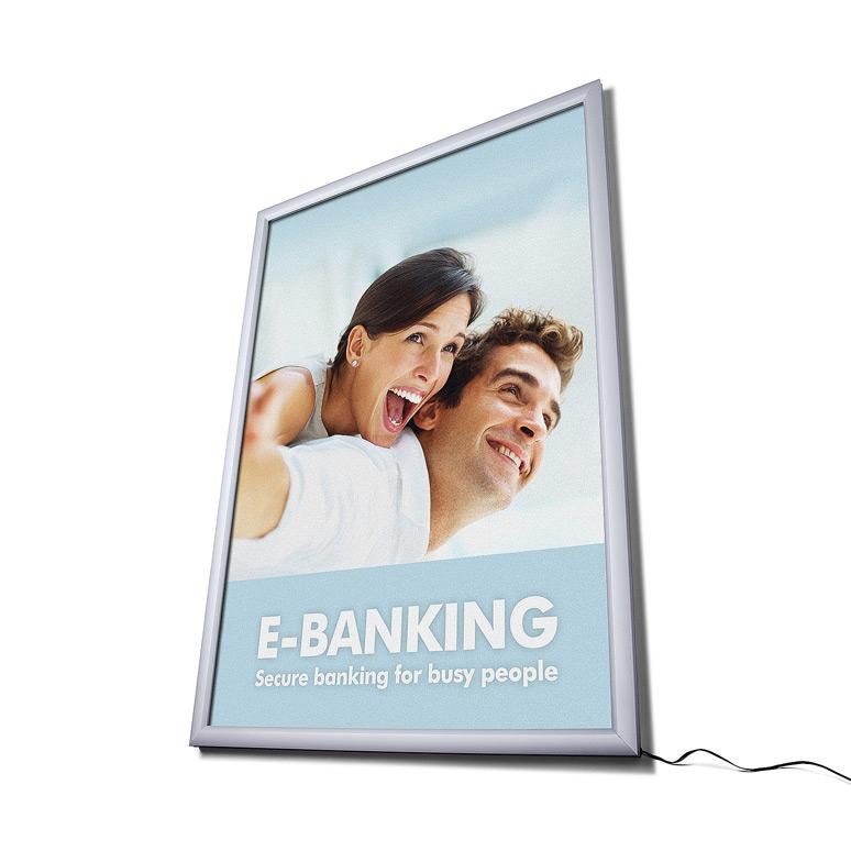 LED Světelný panel na plakáty V3